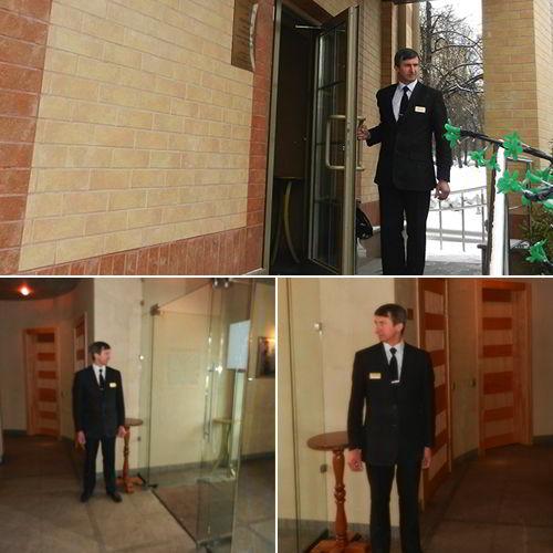 Безопасность и охрана отелей, гостиниц
