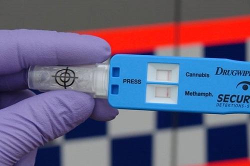Наркотестирование охраников