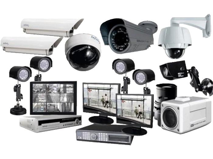 видеооборудования для охраны квартир